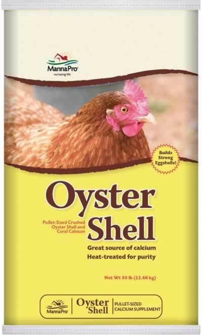Manna Pro Oyster Shell Poultry Food