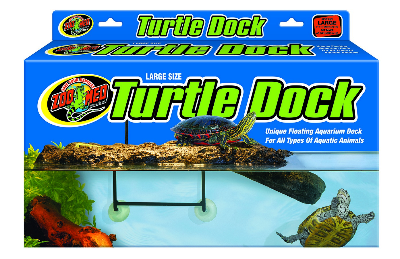 Zoo Med Turtle Dock, Large