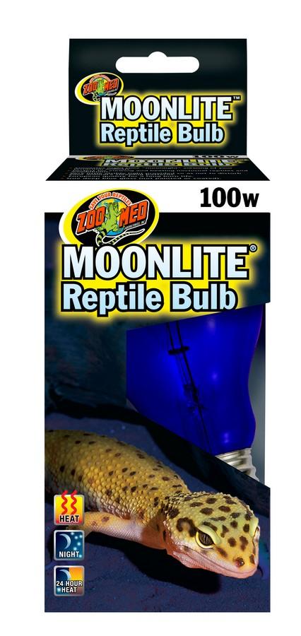 Zoo Med Moonlite Heat Emitter Bulb, 100-watt