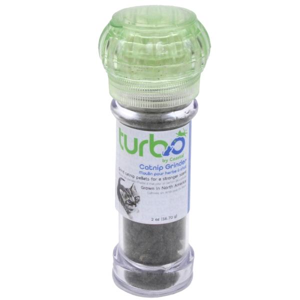 Turbo Catnip Grinder, 2-oz