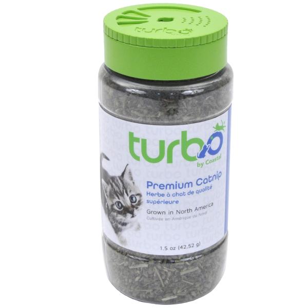 Turbo Catnip Shaker Bottle, 1.5-oz