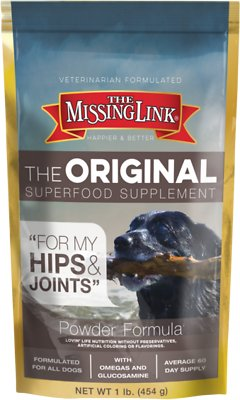 The Missing Link Ultimate Canine Hip & Joint Formula