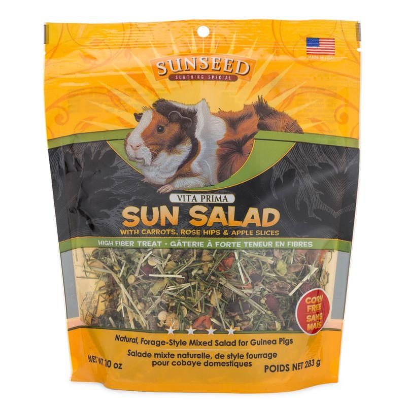 Sunseed Vita Prima Sun Salad for Guinea Pigs, 10-oz bag