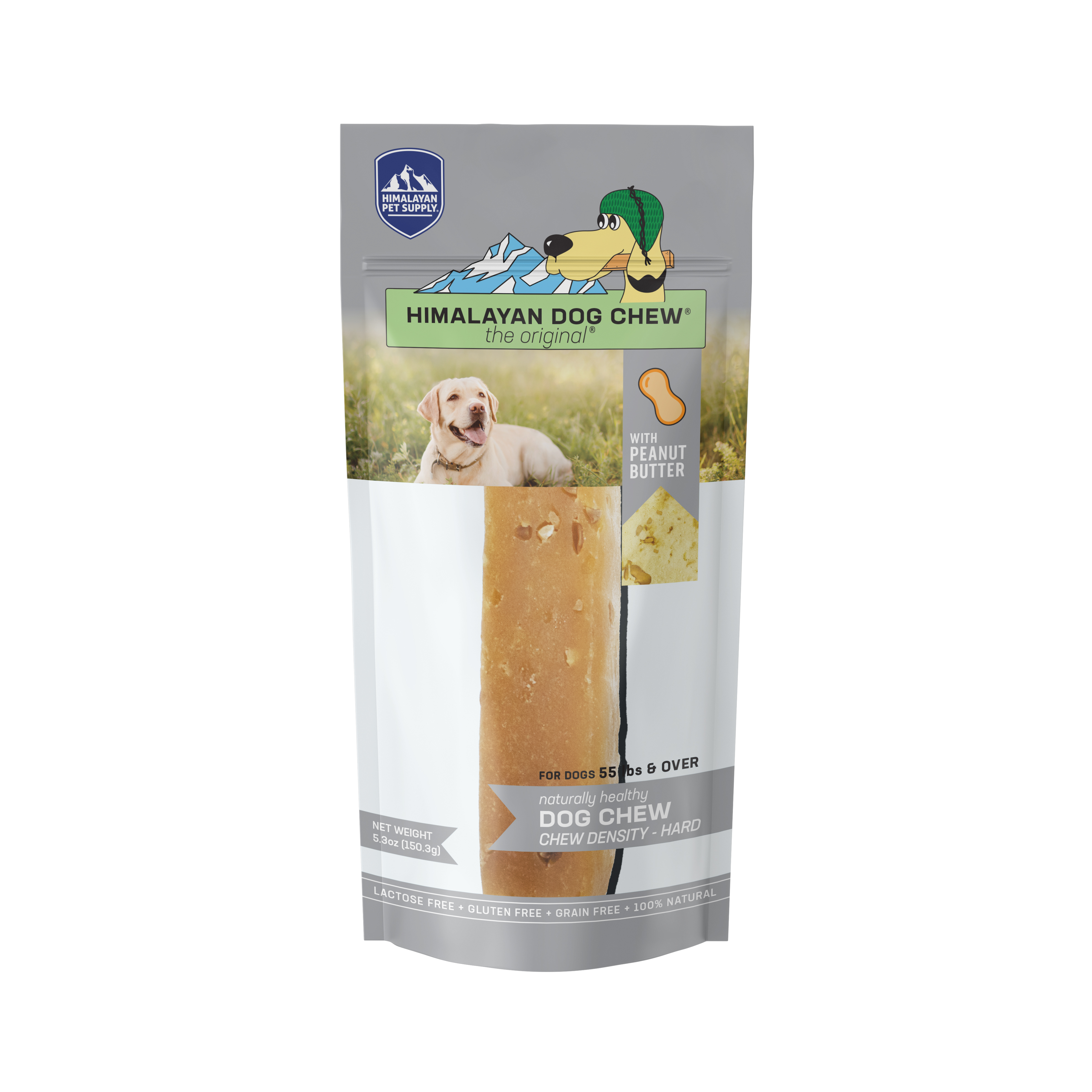 Himalayan Dog Chew, Peanut Butter Flavor, X-Large