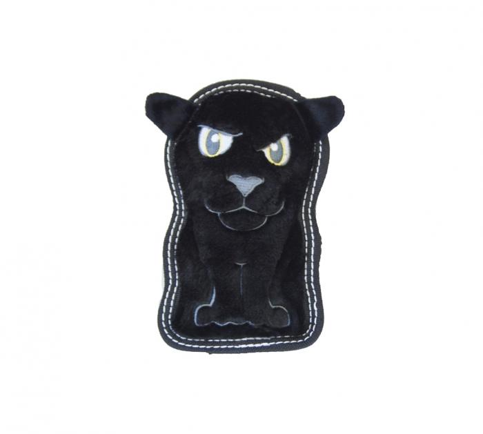 Outward Hound Tough Seamz Dog Chew Toy, Panther