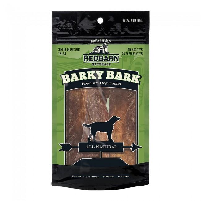 Redbarn Barky Bark Dog Treat, 6-in, pack of 6