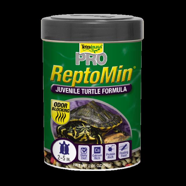 Tetrafauna ReptoMin PRO Juvenile Turtle Food, 4.41-oz