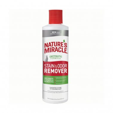 Nature's Miracle Just For Cats Stain & Odor Remover, 16-oz bottle
