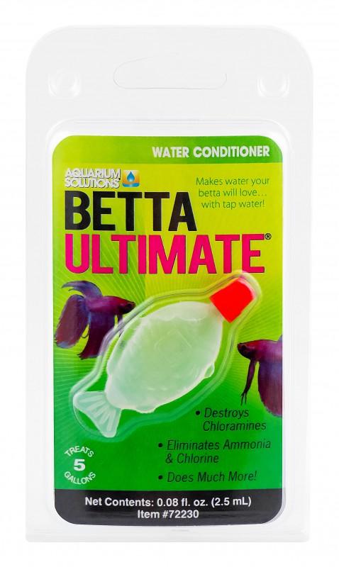 Hikari Betta Ultimate Water Conditioner, .08-oz