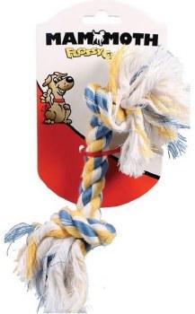 Mammoth Flossy Chews Tug Dog Toy, Small