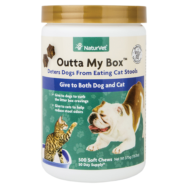 Naturvet Outta My Box Soft Chews for Dogs and Cats