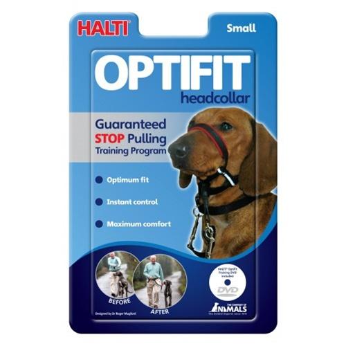 Company of Animals Halti OptiFit Dog HeadCollar, Small