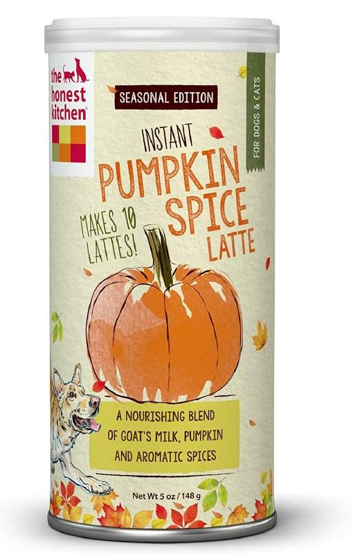 Honest Kitchen Instant Pumpkin Spice Latte, 5-oz