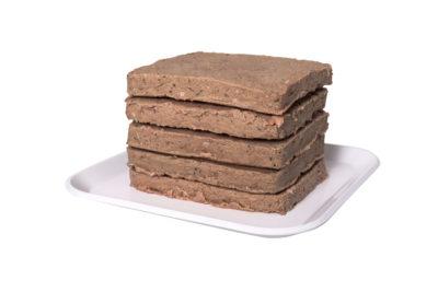 Steve's Real Food Lamu Recipe Patties Frozen Dog Food, 13.5-lb