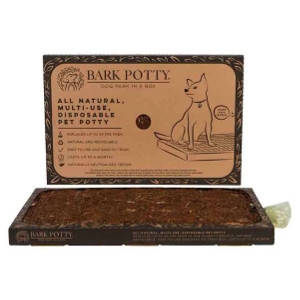 Bark Potty All-Natural Dog Pads