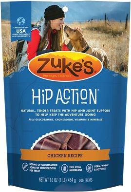 Zuke's Hip Action Chicken Recipe Dog Treats