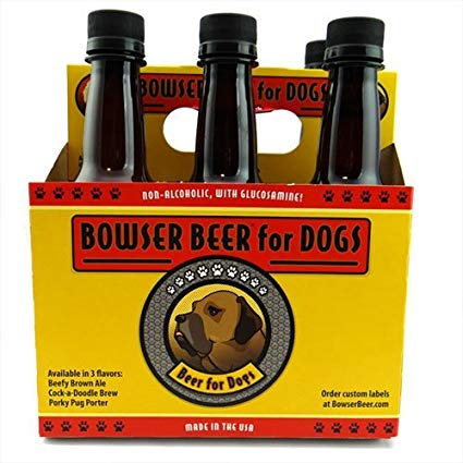 Bowser Beer Mixed for Dogs
