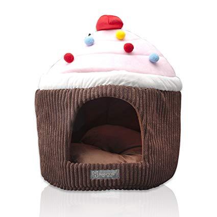 Nandog Cupcake Small Dog & Cat Bed