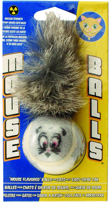 PetSport Mouse Balls Cat Toy