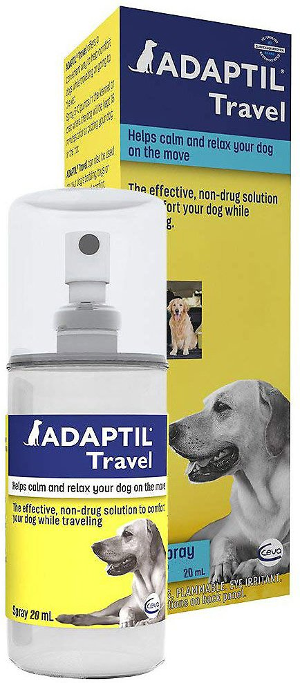 Adaptil Calming Travel Dog Spray, 20-mL