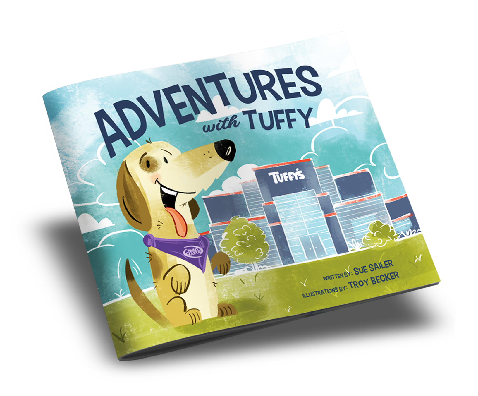 Adventures With Tuffy Book