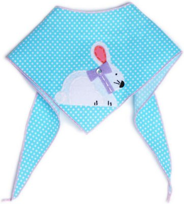 Tail Trends Easter Bunny Dog Bandana