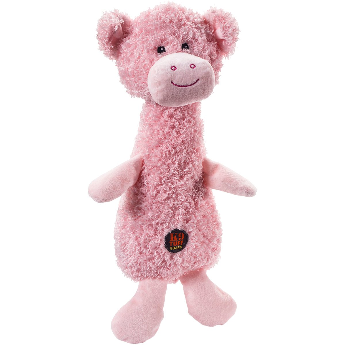 Charming Pet Scruffles Pig Dog Toy, Large