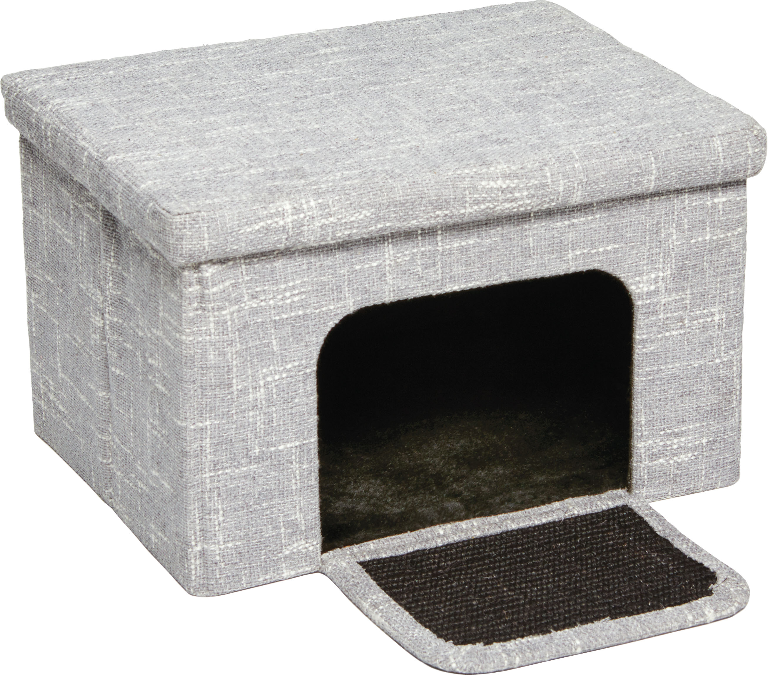 Midwest Curious Cube Cottage for Cats