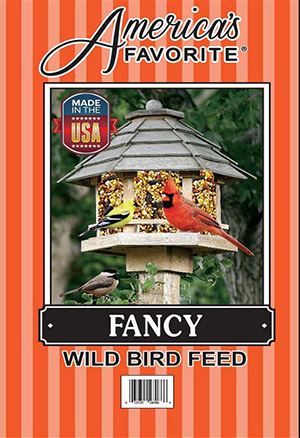 America's Favorite Fancy Wild Bird Food, 10-lb