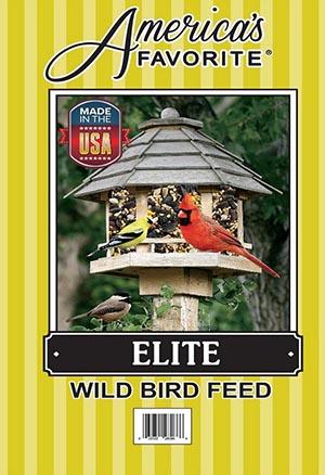 America's Favorite Elite Wild Bird Food, 20-lb
