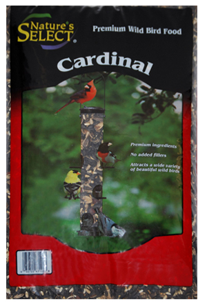 Nature's Select Cardinal Wild Bird Food, 7-lb