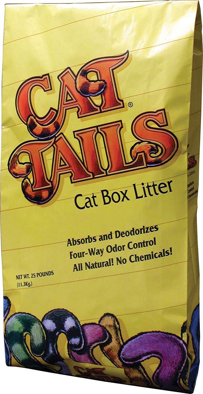 Cat Tails Unscented Cat Litter, 25-lb