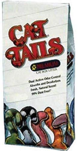 Cat Tails Unscented Premium Cat Litter, 50-lb