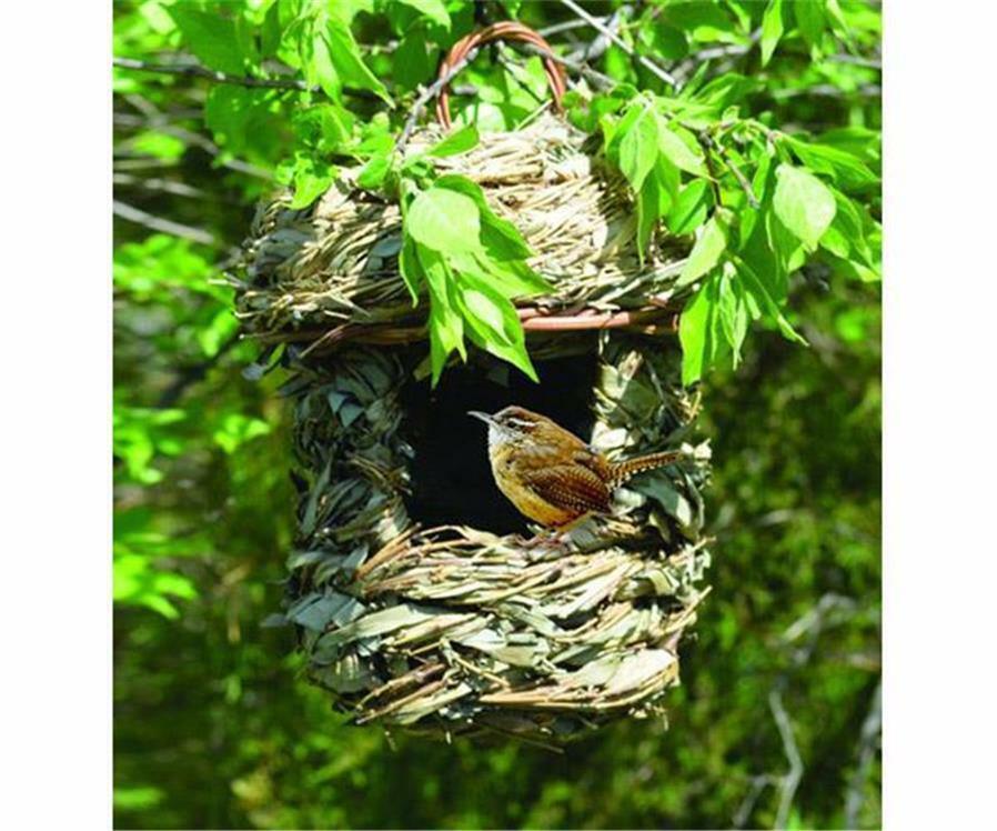 Songbird Essentials Woven Acorn Roosting Bird Pocket