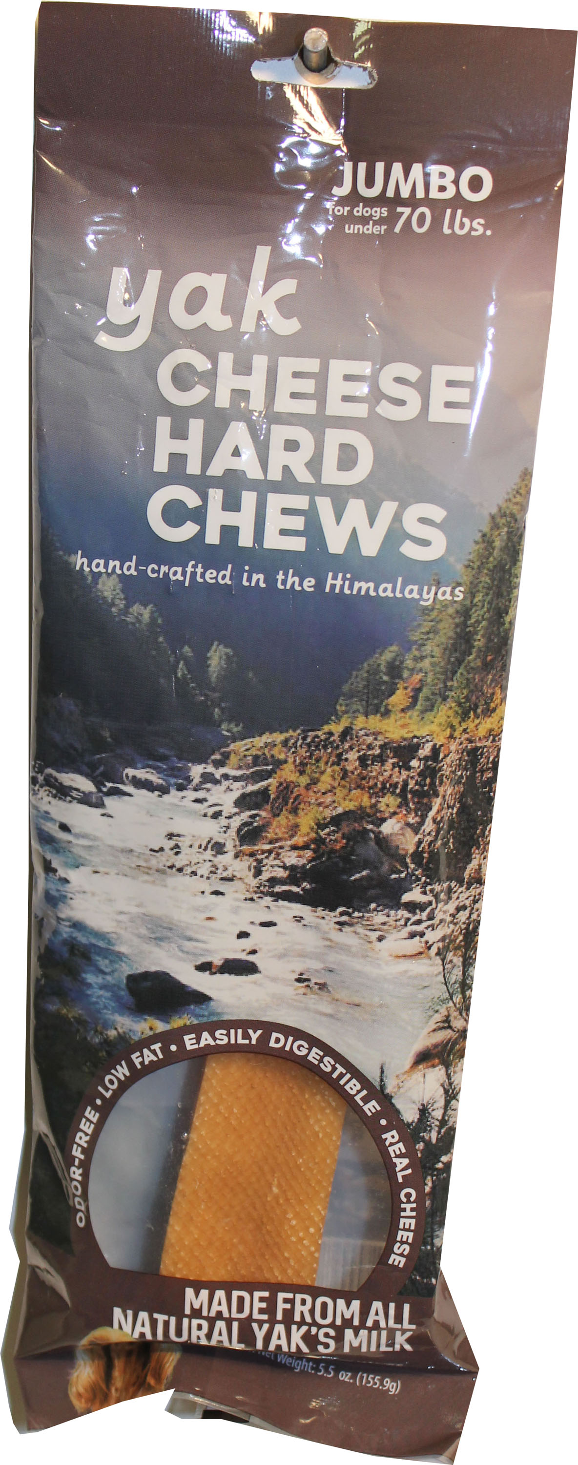 Best Buy Bones Himalayan Yak Cheese Hard Chews Dog Treats, Jumbo