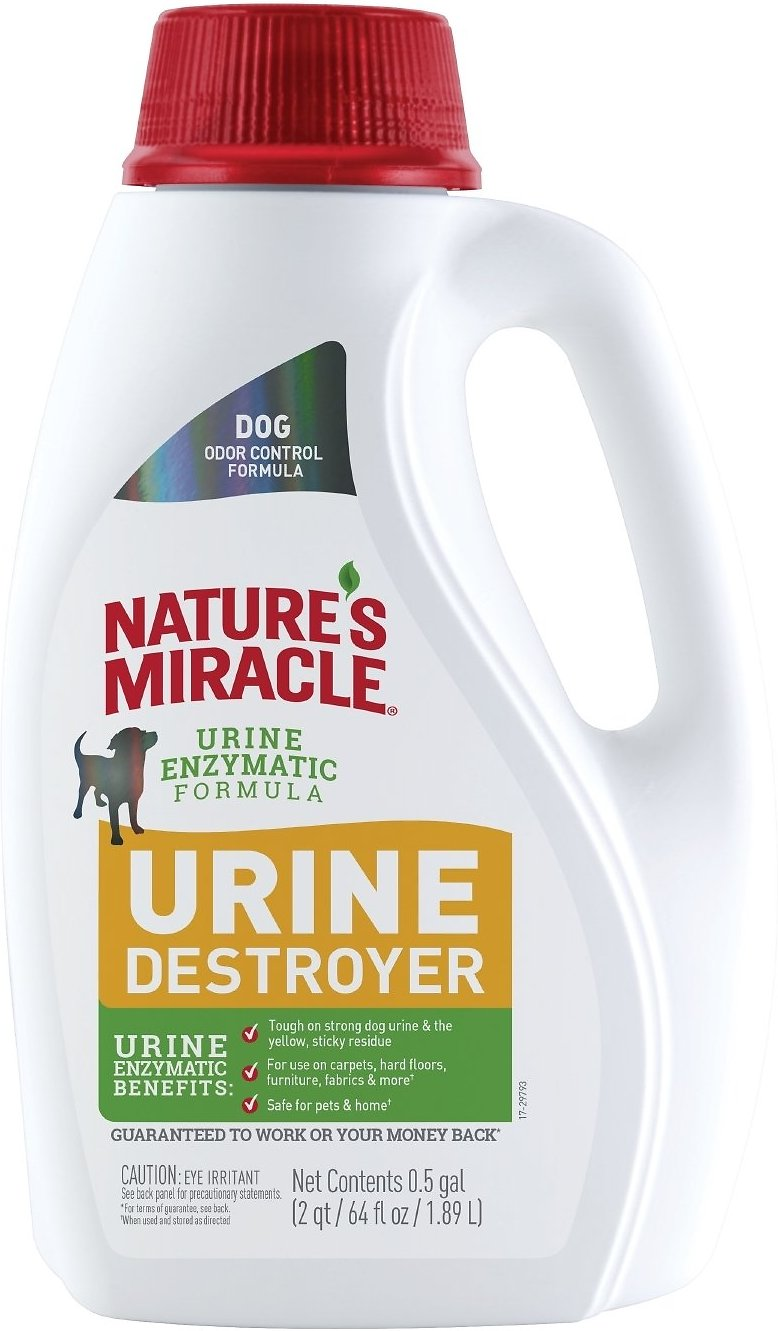 Nature's Miracle Dog Enzymatic Urine Destroyer, 64-oz
