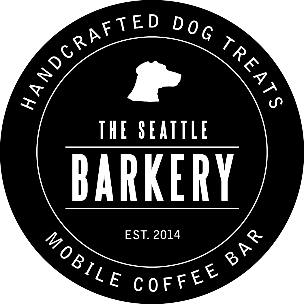 Seattle Barkery Peanut Butter Paw Cookie Dog Treats