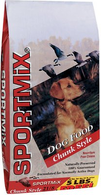 SPORTMiX Chunk Style Adult Dry Dog Food
