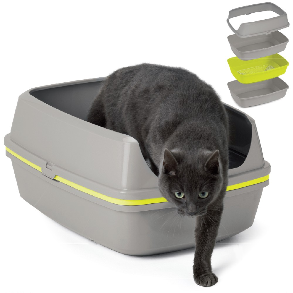 Moderna Lift To Sift Cat Litter Pan, Jumbo