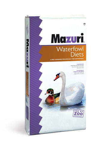 Mazuri Waterfowl Maintenance Food, 50-lb