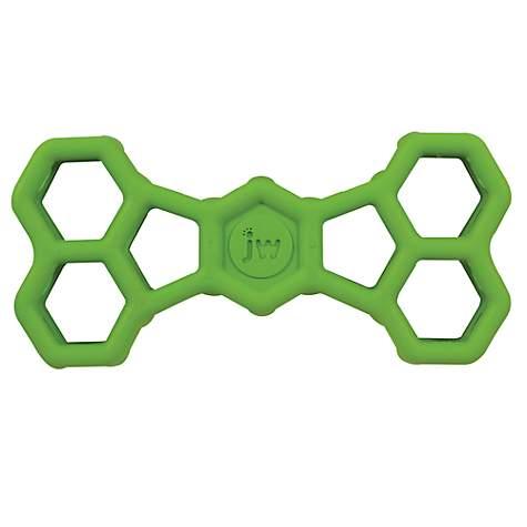 JW Pet Hol-ee Bone Dog Chew Toy, Large
