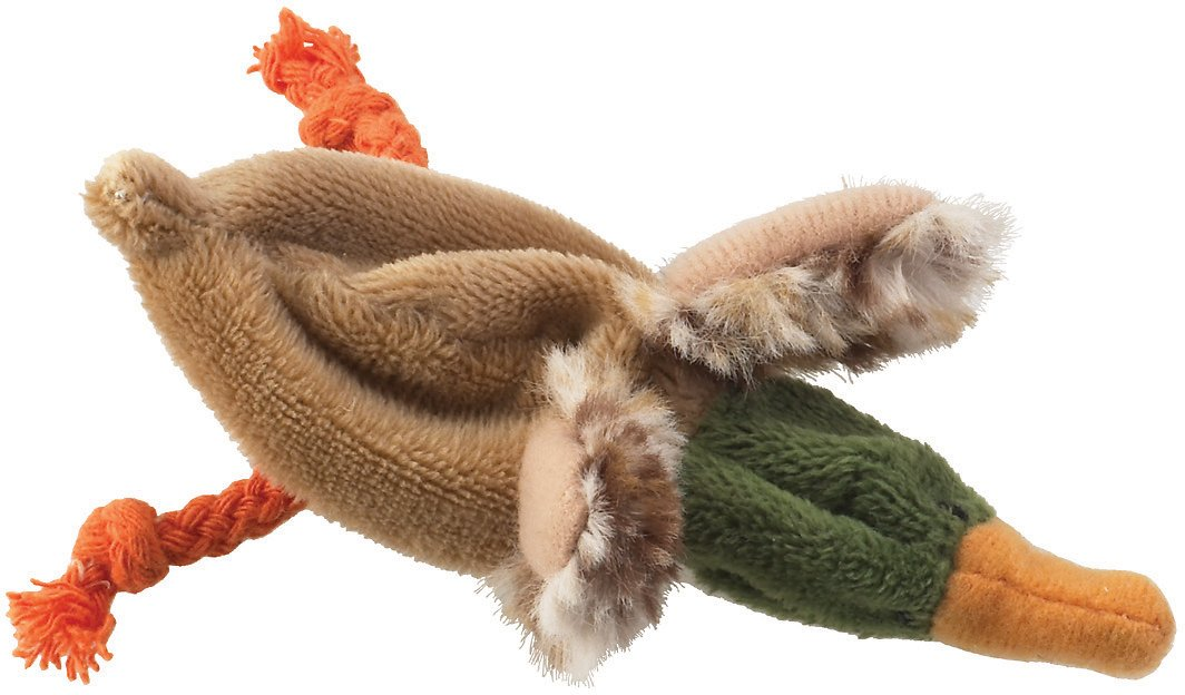 Ethical Pet Skinneeez Barnyard Creature with Catnip Cat Toy, Color Varies