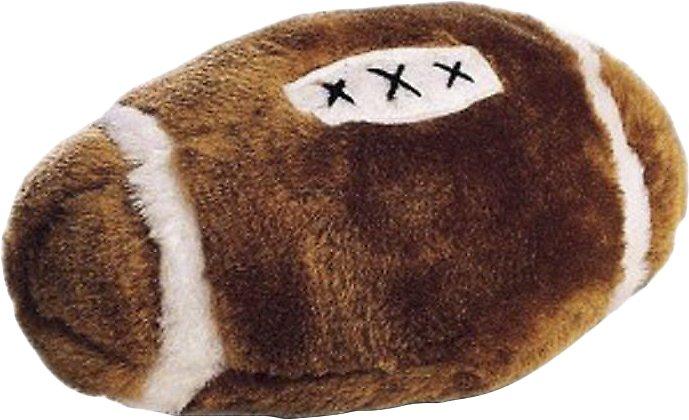 Ethical Pet Plush Football Dog Toy