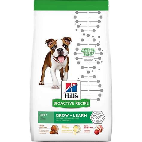 Hill's BioActive Puppy Recipe Dry Dog Food, 11-lb bag