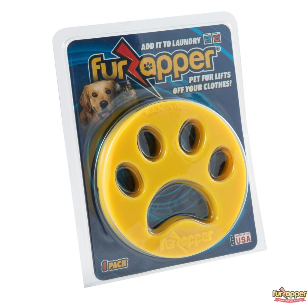 FurZapper Pet Hair and Fur Remover, 1-pack
