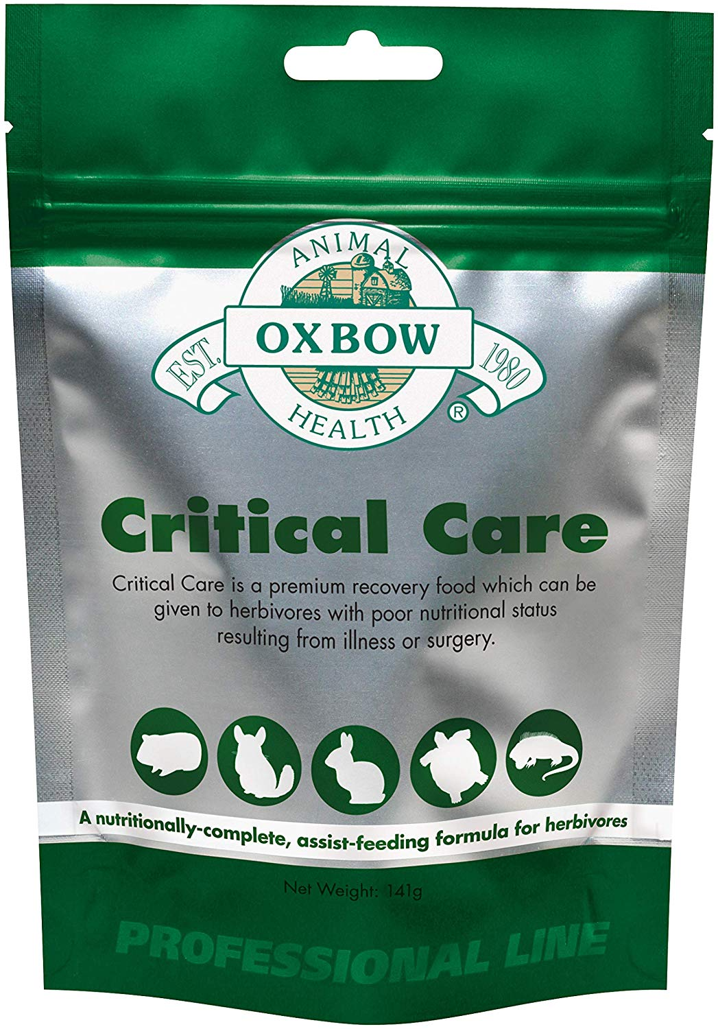 Oxbow Critical Care Anise Flavored Pet Supplement, 141-g