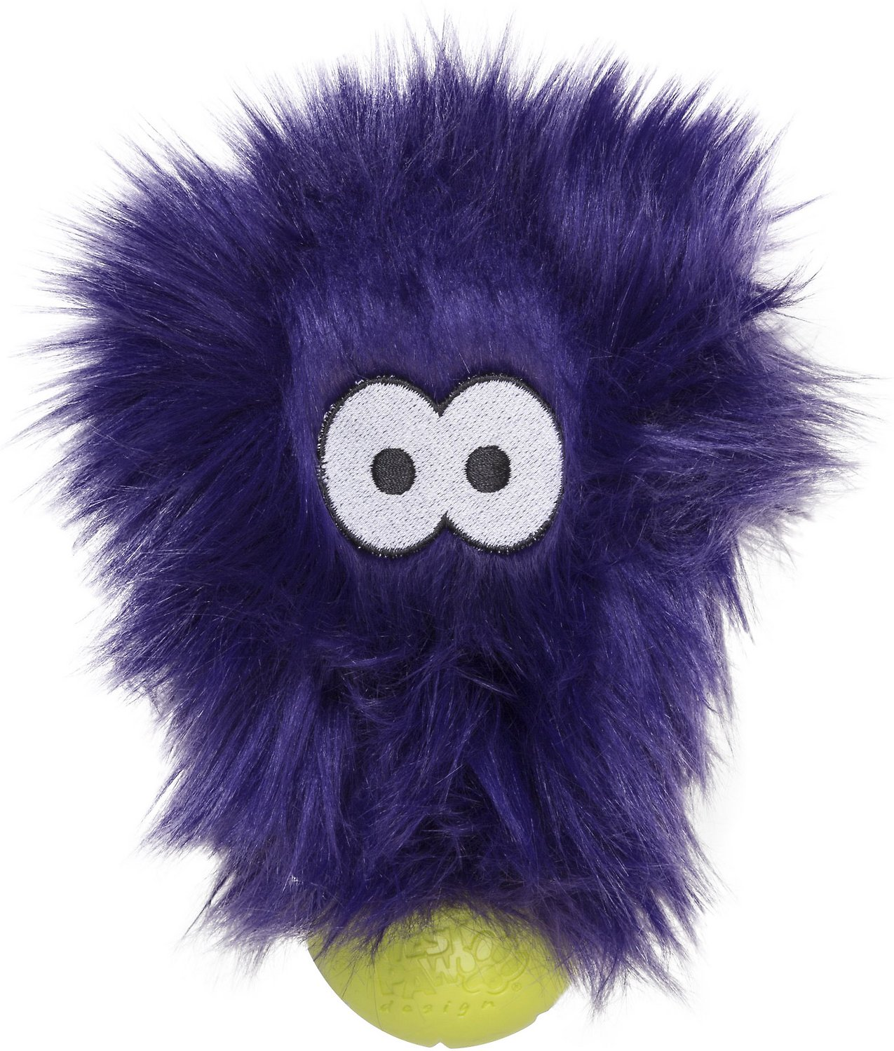 West Paw  Rosebud Dog Toy, Purple