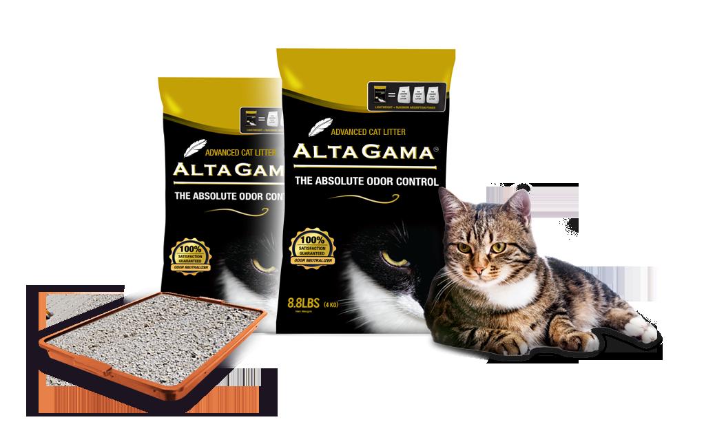 Lennox AltaGama Advanced Cat Litter, 8.8-lb