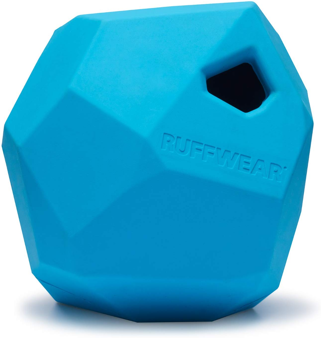 Ruffwear Gnawt-a-Rock Dog Toy, Metolius Blue