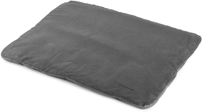 Ruffwear Mt. Bachelor Pad Dog Bed, Granite Gray, Medium
